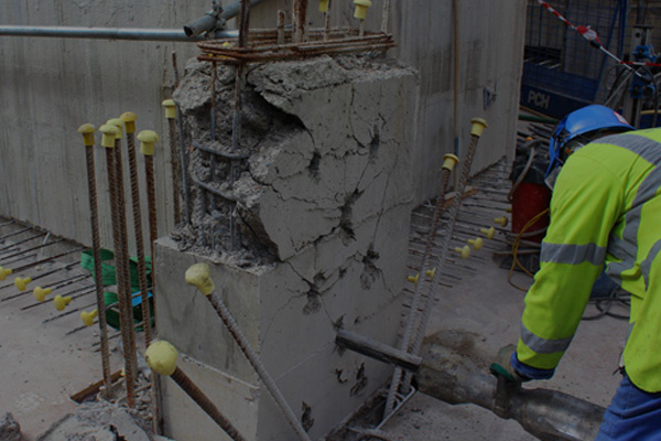 Concrete Bursting