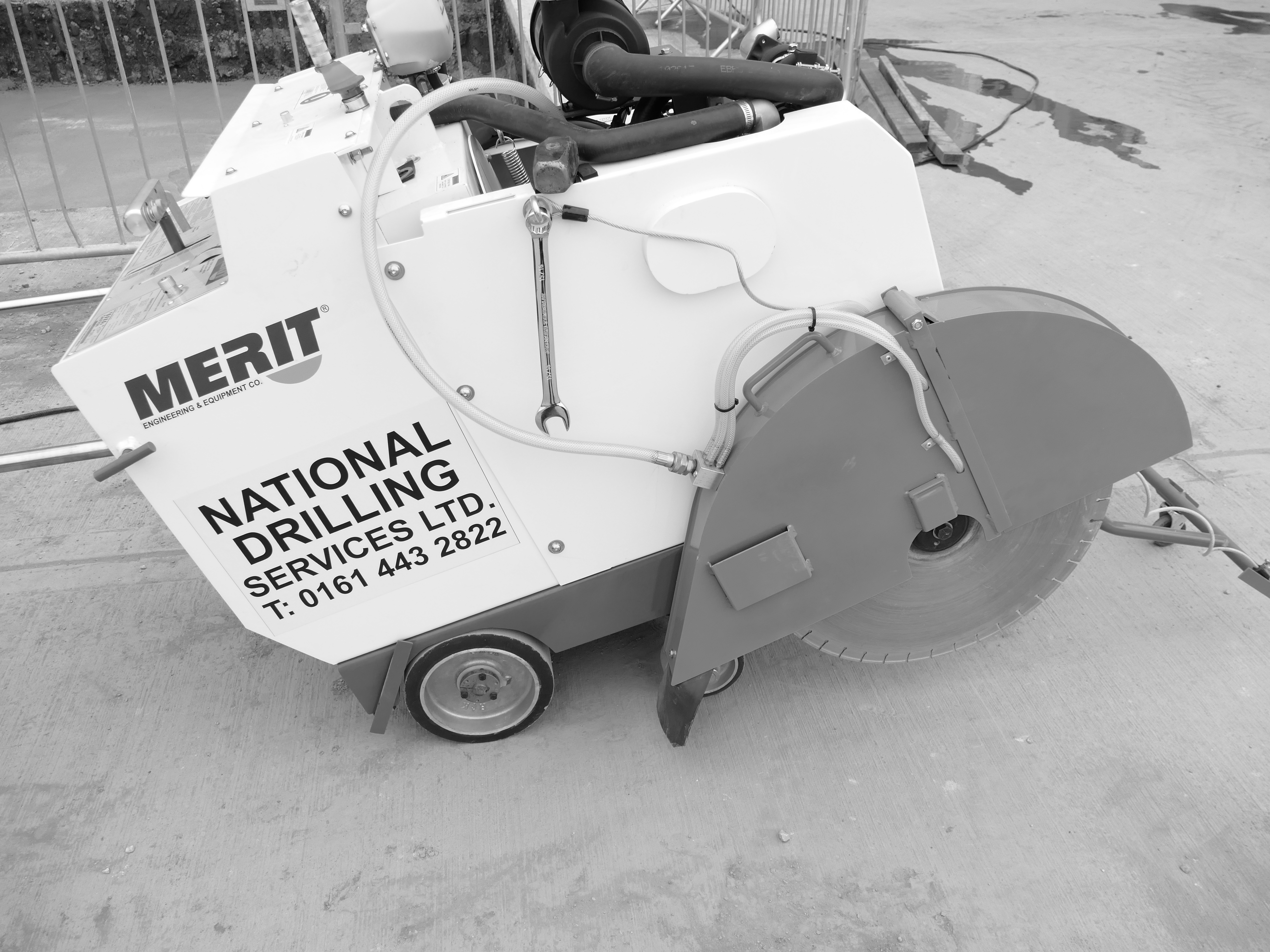 National Drilling Services Sheffield Concrete Drilling