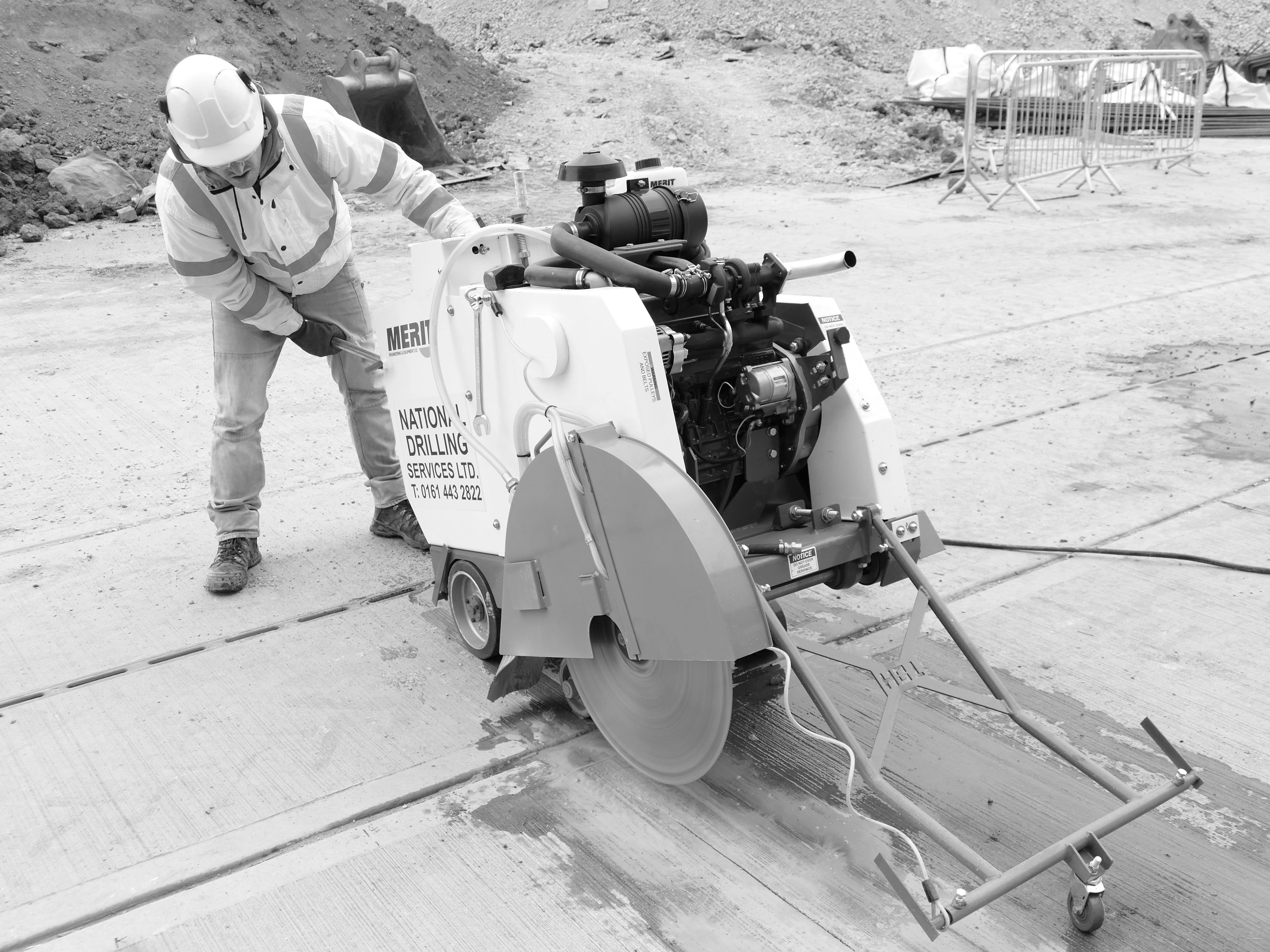 National Drilling Services Ltd Warrington Concrete