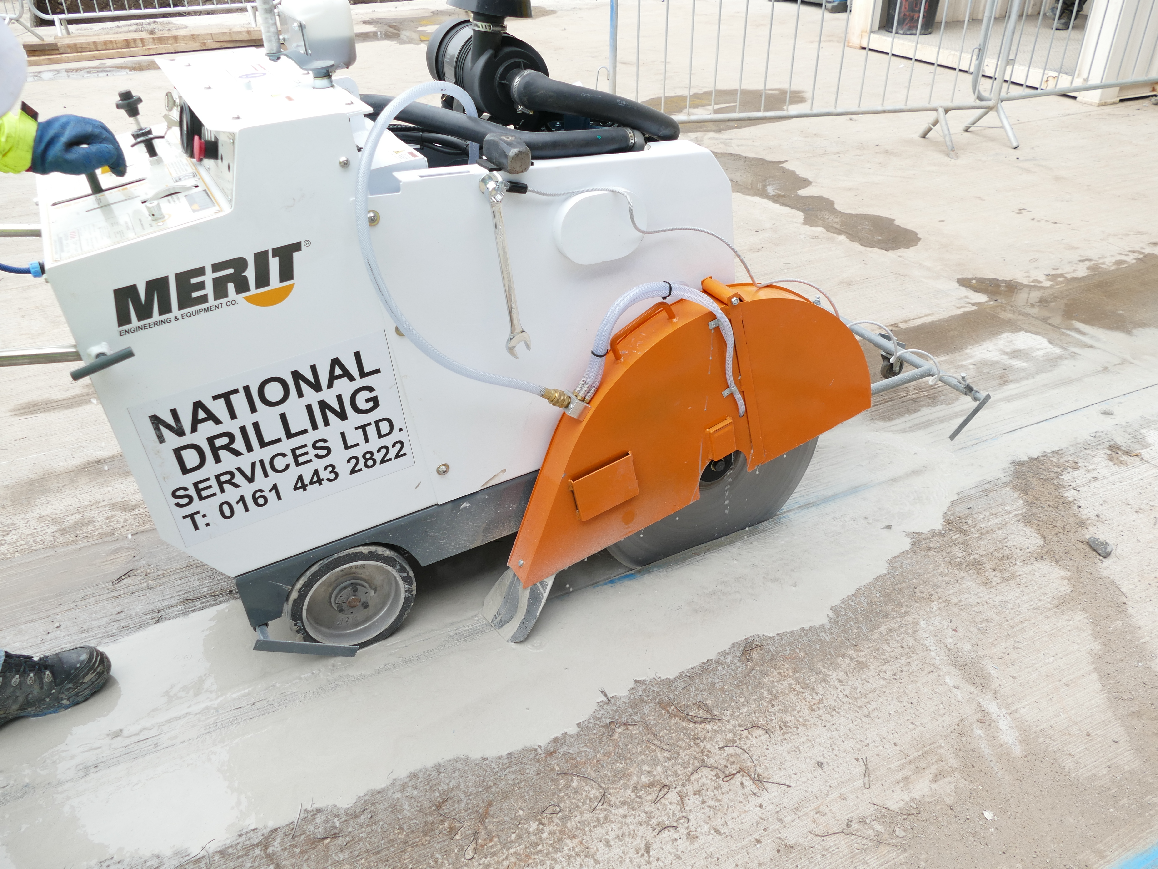 National Drilling Services Chester Concrete Drilling Services