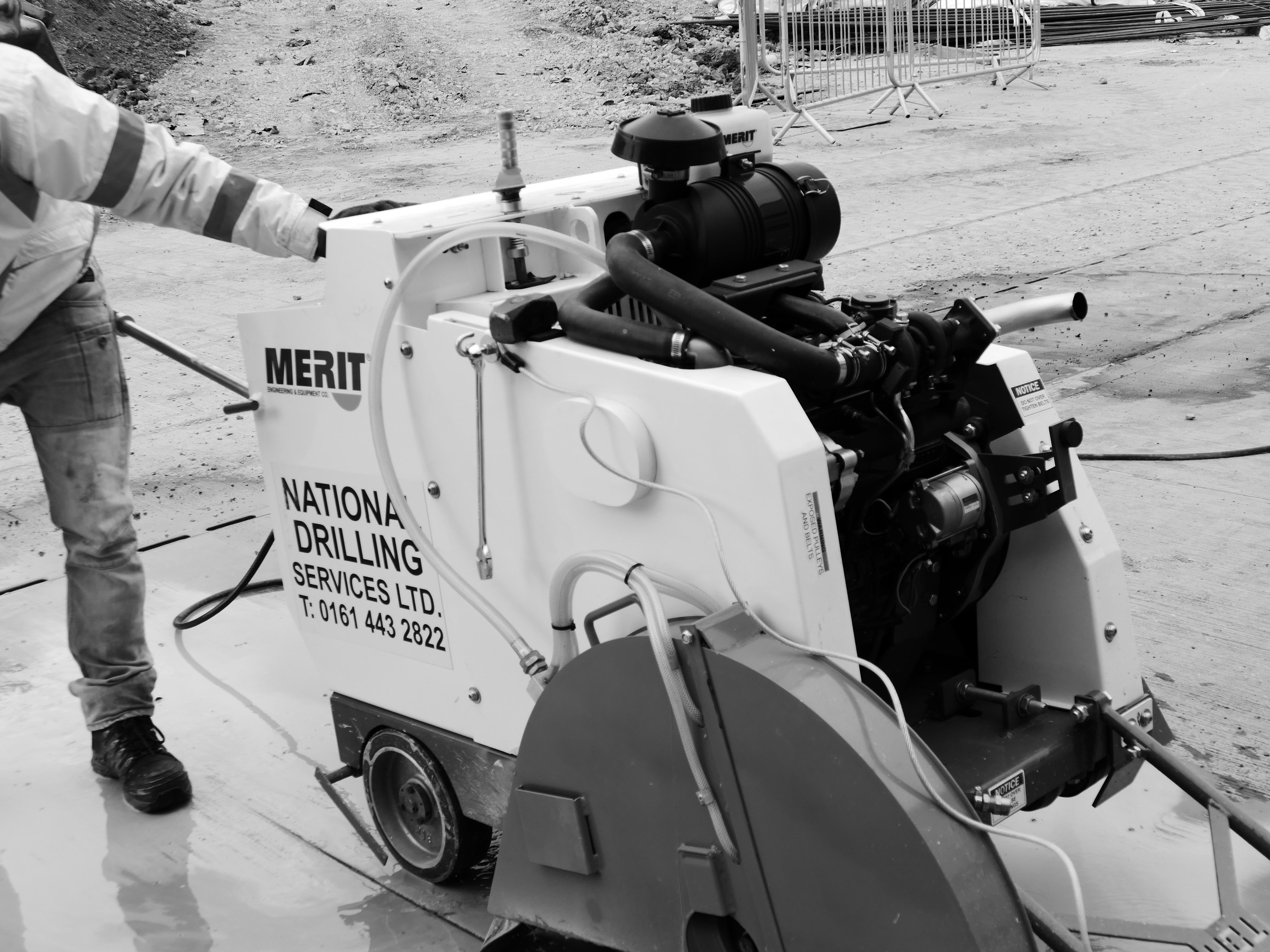 National Drilling Services Leeds Concrete Drilling Services